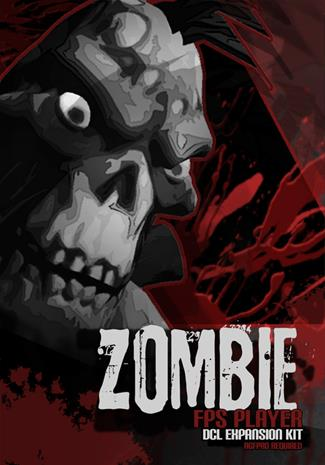 Axis Game Factory's AGFPRO Zombie FPS Player DLC, ohjelmisto