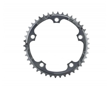 TA Alizä© 9-/10-speed triple 42-tooth chainring silver 42 t.
