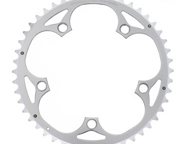 TA Alizä© 9/10-speed 48-tooth chainring silver 48 t.