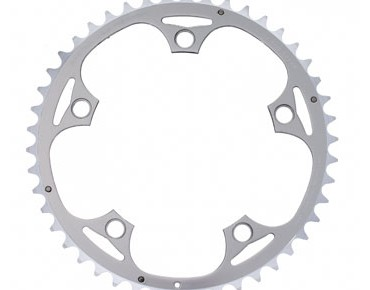 TA Alizä© 9-/10-speed 46-tooth chainring silver 46 t.