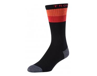 Troy Lee Designs CREW SOCK MTB socks corsa black 43-47