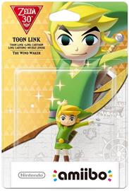 Nintendo Amiibo Character - Toon Link - Wind Waker (Legend of Zelda Collection) (Wii-U)