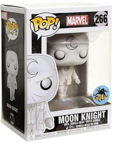 Marvel Moon Knight Vinyl Bobble-Head 266 Keräilyfiguuri Standard