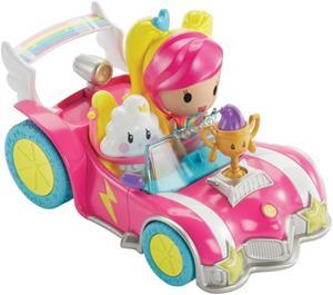 Barbie Video Game Hero, Figur & Bil Lekset