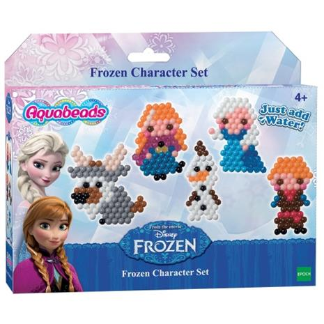Aquabeads, Frozen-hahmosetti