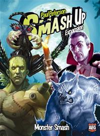 Smash Up: Monster Smash Lautapeli