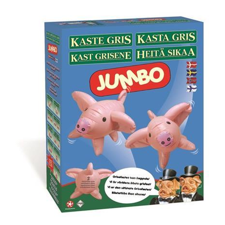 Pass the Pigs Giant (FI/SE/NO/DK) Lautapeli