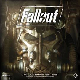 Fallout The Boardgame, lautapeli
