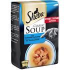 Sheba Kissanruoka 4 x 40 g Soup tonnikala