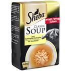 Sheba Kissanruoka 4 x 40 g Soup kana