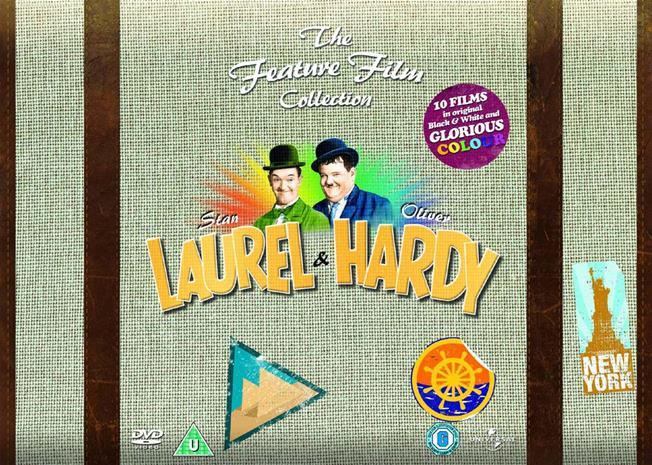Laurel And Hardy Boksi, elokuva