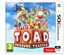 Captain Toad: Treasure Tracker, Nintendo 3DS -peli