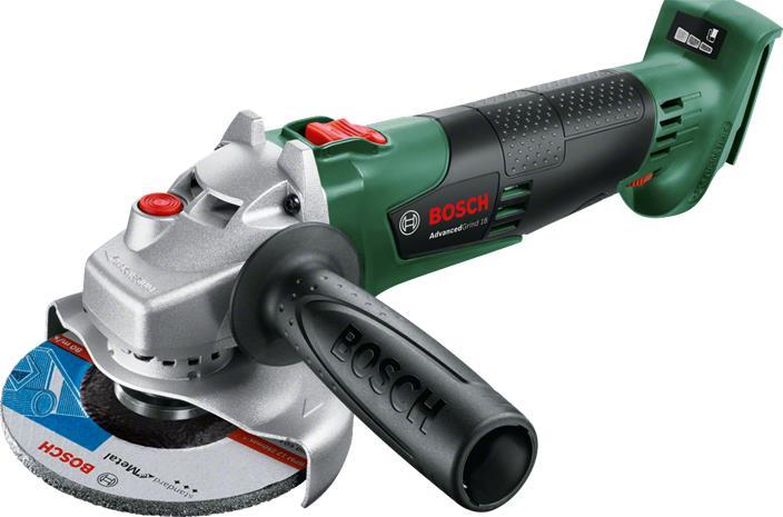 Bosch AdvancedGrind 18 (06033D3100), kulmahiomakone