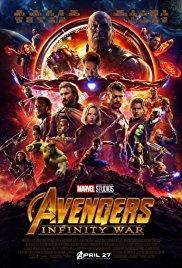 Avengers: Infinity War, elokuva
