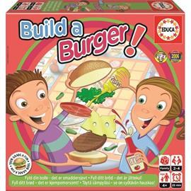 Educa, Build a burger