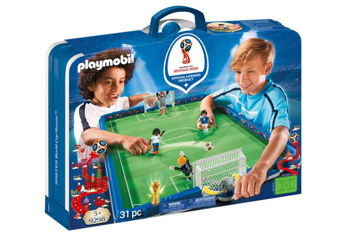 Playmobil 9298, 2018 FIFA World Cup Russia Areena