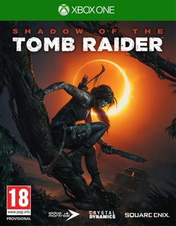 Shadow of The Tomb Raider, Xbox One -peli