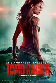 Tomb Raider (2018, 4k UHD + Blu-Ray), elokuva