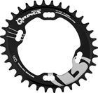 Rotor Q-Ring QX1 MTB Chainring Shimano XT M8000 96mm single black