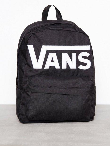 VANS Old Skool II Backpack Reput Musta valkoinen  01758ad355