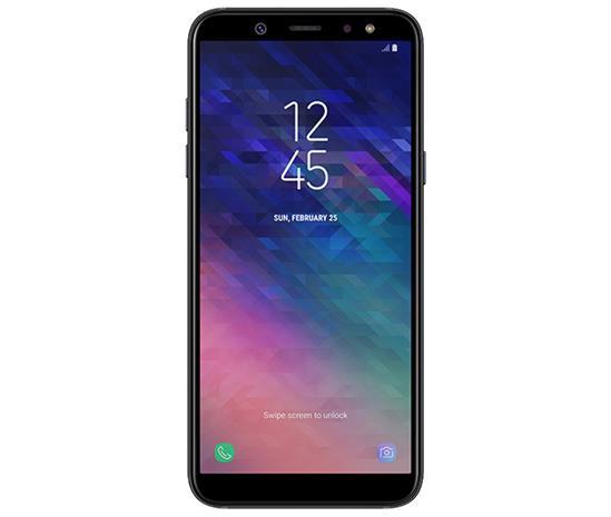 Samsung Galaxy A6, puhelin