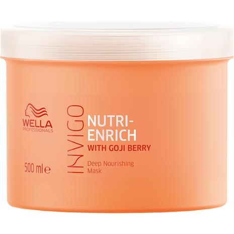 Wella INVIGO Enrich Mask - 500 ml