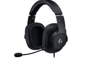 Logitech G Pro, pelikuulokemikrofoni