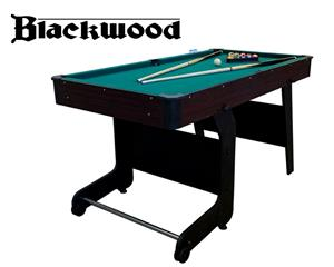 Biljardipöytä Blackwood Junior 5', kokoontaitettava