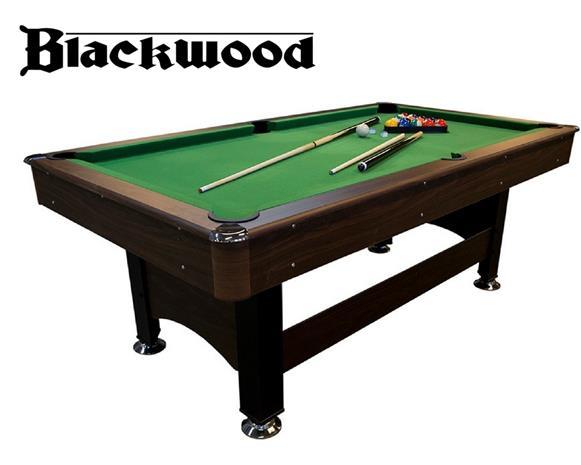 Biljardipöytä Blackwood Basic 6'