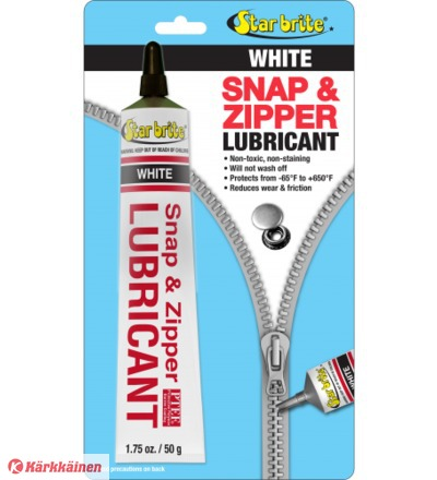 Star Brite Snap & Zipper 50g vetoketjun voiteluaine