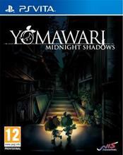 Yomawari: Midnight Shadows, PS Vita -peli