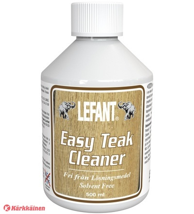 Lefant Teak Cleaner 500ml puhdistusaine