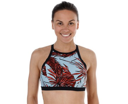 Hurley Quick Dry Koko High Neck Surf Top