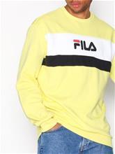 Fila Steven Crew Sweat Puserot Canary Yellow