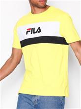 Fila Aaron Tee SS T-paidat ja topit Canary Yellow