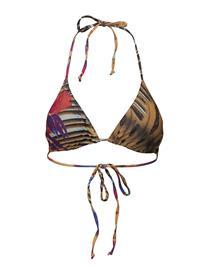 Gestuz Pilea Bikini Top Hs18 80S PRINT