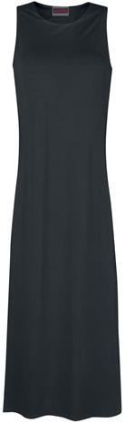 Jawbreaker Slit Dress Mekko musta