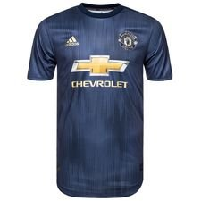 Manchester United 3. Paita 2018/19 Authentic ENNAKKOTILAUS