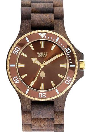 WeWood Date MB Choco Rouge Brown 70362517