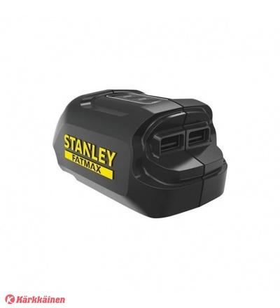 Stanley Fatmax FMC698B 18V USB, laturi