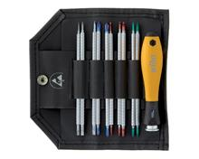Wiha System 4 Esd Reversible Screwdriver Set 11st