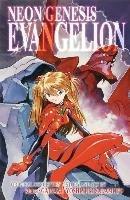 Neon Genesis Evangelion 3-in-1 Edition, Vol. 3 (Yoshiyuki Sadamoto), kirja