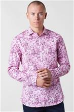 """Studio Total"""" """"Henry Botanic Shirt Pink -kauluspaita"""