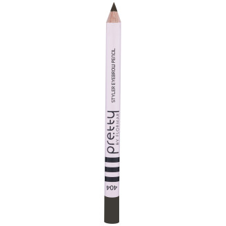 Pretty Kulmakynä Styler Eyebrow Pencil 404 Dark Brunette