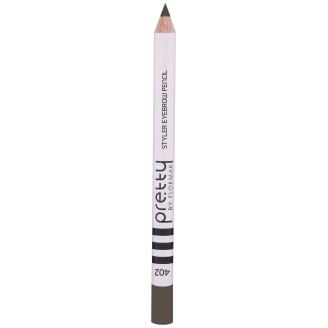 Pretty Kulmakynä Styler Eyebrow Pencil 402 Auburn
