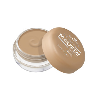 Essence Meikkivoide Soft Touch Mousse Make-up 02 Matt Beige