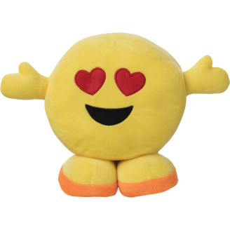 Pehmo emoji 21cm lajitelma