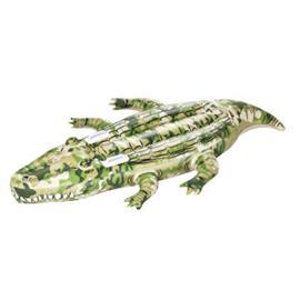 Bestway Uimalelu krokotiili camo