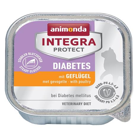 Animonda Integra Protect Adult Diabetes -rasiat - lajitelma: siipikarja & nauta