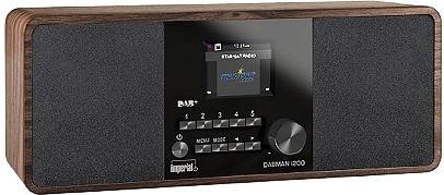 Imperial Dabman i150, internet-radio